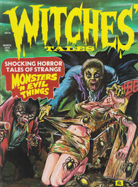 Cover Thumbnail for Witches Tales (Eerie Publications, 1969 series) #v4#2