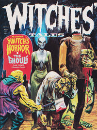 Cover Thumbnail for Witches Tales (Eerie Publications, 1969 series) #v4#3
