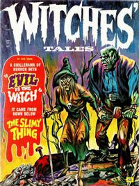 Cover Thumbnail for Witches Tales (Eerie Publications, 1969 series) #v4#5