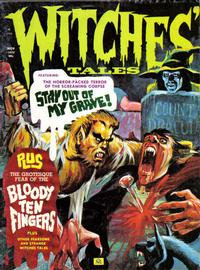 Cover Thumbnail for Witches Tales (Eerie Publications, 1969 series) #v4#6