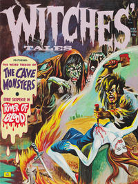 Cover Thumbnail for Witches Tales (Eerie Publications, 1969 series) #v5#3