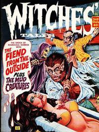 Cover Thumbnail for Witches Tales (Eerie Publications, 1969 series) #v5#4