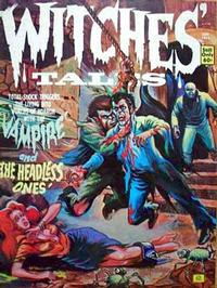 Cover Thumbnail for Witches Tales (Eerie Publications, 1969 series) #v6#1