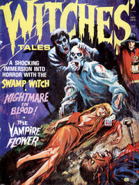 Cover Thumbnail for Witches Tales (Eerie Publications, 1969 series) #v6#4