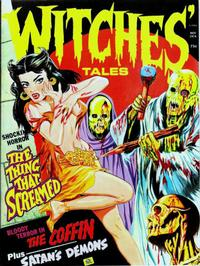Cover Thumbnail for Witches Tales (Eerie Publications, 1969 series) #v6#6