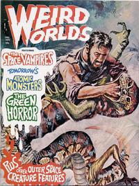 Cover Thumbnail for Weird Worlds (Eerie Publications, 1970 series) #v1#10