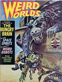 Cover for Weird Worlds (Eerie Publications, 1970 series) #v2#1