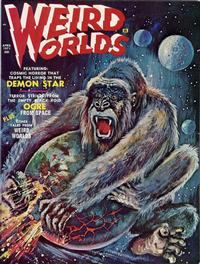 Cover Thumbnail for Weird Worlds (Eerie Publications, 1970 series) #v2#2