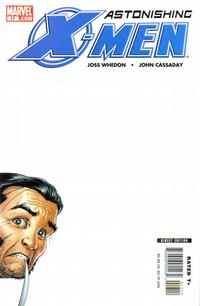 Cover Thumbnail for Astonishing X-Men (Marvel, 2004 series) #17 [Direct Edition]