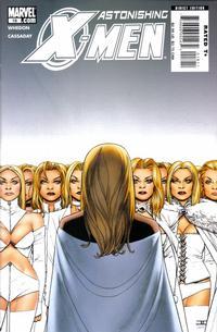 Cover Thumbnail for Astonishing X-Men (Marvel, 2004 series) #18