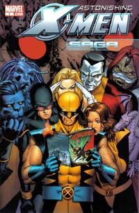 Cover Thumbnail for Astonishing X-Men Saga (Marvel, 2006 series) #1