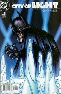 Cover for Batman: City of Light (DC, 2003 series) #1