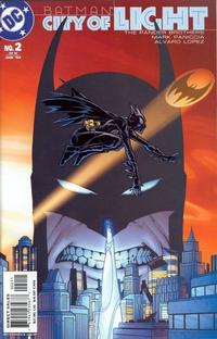 Cover for Batman: City of Light (DC, 2003 series) #2