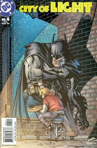 Cover Thumbnail for Batman: City of Light (DC, 2003 series) #4