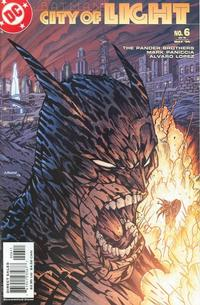 Cover for Batman: City of Light (DC, 2003 series) #6