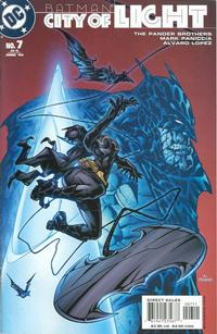 Cover Thumbnail for Batman: City of Light (DC, 2003 series) #7