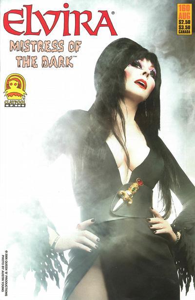 Cover for Elvira, Mistress of the Dark (Claypool Comics, 1993 series) #160