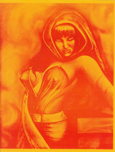 Cover for Fem Fantastique (AC, 1971 series) #1