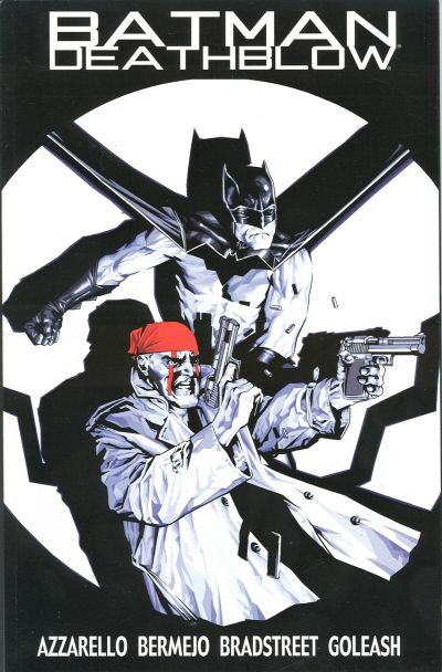 Cover for Batman / Deathblow: After the Fire (DC, 2002 series) #1