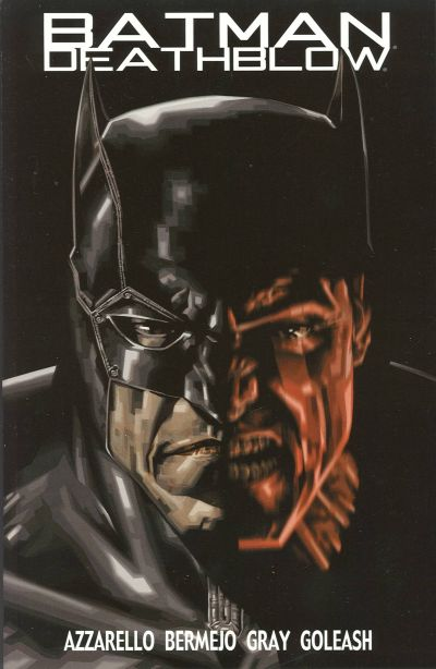 Cover for Batman / Deathblow: After the Fire (DC, 2002 series) #3