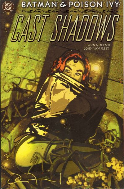 Cover for Batman / Poison Ivy: Cast Shadows (DC, 2004 series)