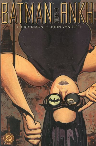 Cover for Batman: The Ankh (DC, 2001 series) #2