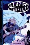 Cover for Blazin' Barrels (Tokyopop, 2005 series) #2