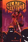 Cover for Blazin' Barrels (Tokyopop, 2005 series) #4