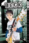 Cover for BECK: Mongolian Chop Squad (Tokyopop, 2005 series) #4