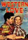 Cover for Western Love (Prize, 1949 series) #v1#5 (5)