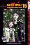 Cover for Battle Royale (Tokyopop, 2003 series) #15