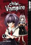 Cover for Chibi Vampire (Tokyopop, 2006 series) #2