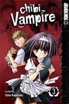 Cover for Chibi Vampire (Tokyopop, 2006 series) #3