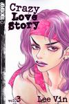 Cover for Crazy Love Story (Tokyopop, 2004 series) #3