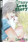 Cover for Crazy Love Story (Tokyopop, 2004 series) #5