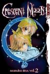 Cover for Crescent Moon (Tokyopop, 2004 series) #2