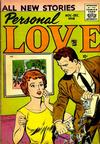 Cover for Personal Love (Prize, 1957 series) #v2#2