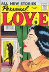 Cover for Personal Love (Prize, 1957 series) #v2#6