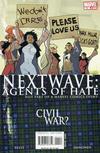 Cover for Nextwave: Agents of H.A.T.E. (Marvel, 2006 series) #11