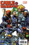 Cover for Cable & Deadpool (Marvel, 2006 series) #34