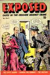 Cover for Exposed (D.S. Publishing, 1948 series) #v1#9