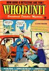 Cover for Whodunit (D.S. Publishing, 1948 series) #v1#1