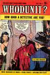 Cover for Whodunit (D.S. Publishing, 1948 series) #v1#2
