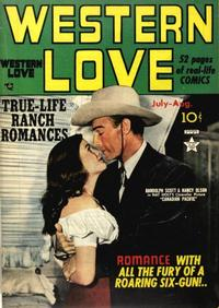 Cover Thumbnail for Western Love (Prize, 1949 series) #v1#1 [1]