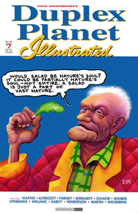 Cover Thumbnail for Duplex Planet Illustrated (Fantagraphics, 1993 series) #7