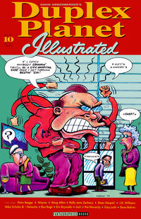 Cover Thumbnail for Duplex Planet Illustrated (Fantagraphics, 1993 series) #10