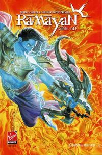Cover Thumbnail for Ramayan 3392 A.D. (Virgin, 2006 series) #1