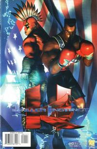 Cover Thumbnail for Killer Instinct (Acclaim / Valiant, 1996 series) #1