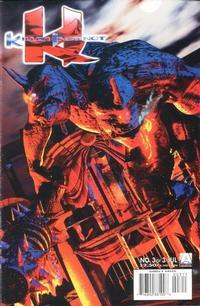 Cover Thumbnail for Killer Instinct (Acclaim / Valiant, 1996 series) #3