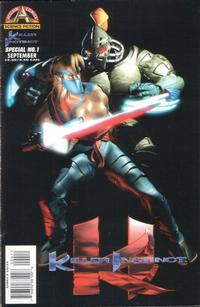 Cover for Killer Instinct Special (Acclaim / Valiant, 1996 series) #1